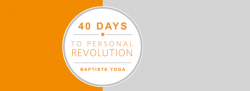 40 Days To Personal Revolution - 2021