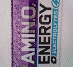 Amino Energy Sparkling