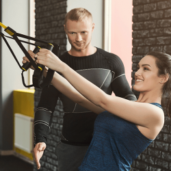 6 1:1 Personal Training Sessions