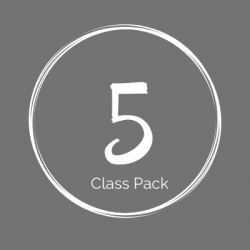 5 Class Pass