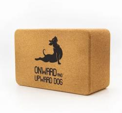 Cork Block Upward Dog