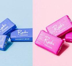 Raaka Chocolate Coconut Milk - Mini Bar
