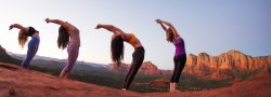 Yoga in the Elements - YOGA HIKE