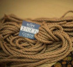 Ogawa Jute Corde/Rope Naturel