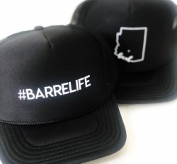 Trucker Hats (select style) AZ Local / #Barrelife