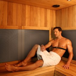 10 x Infrared Sauna Therapy Sessions