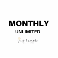Monthly Unlimited Membership