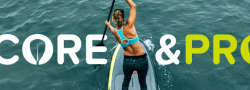 Paddle Fit Core training Board rental