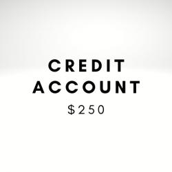 Credit Account $250