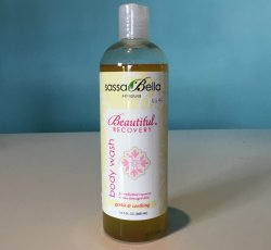 Beautiful Recovery Body Wash by Sassa Bella