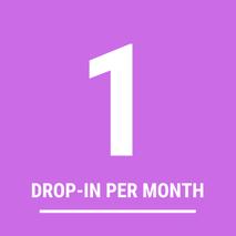 1 Drop-In Class