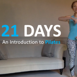 21 Day Intro to Pilates