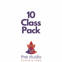 Group Classes: 10 Pack