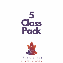 Group Classes: 5 Pack