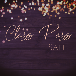 **44 Punch Pass** Holiday Sale (YOGA+SPIN)