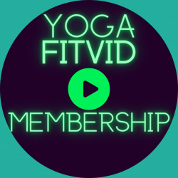 Yoga FitVid Membership (Unlimited Access to Online Class Library)