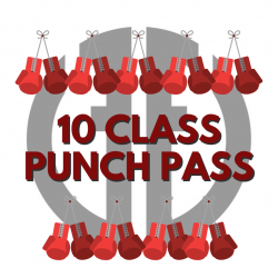 Punch Card (10 classes)