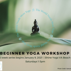 Beginner's Workshop Package - with Unlimited Yoga and BioMat