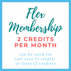 Flex Membership 2 Credits