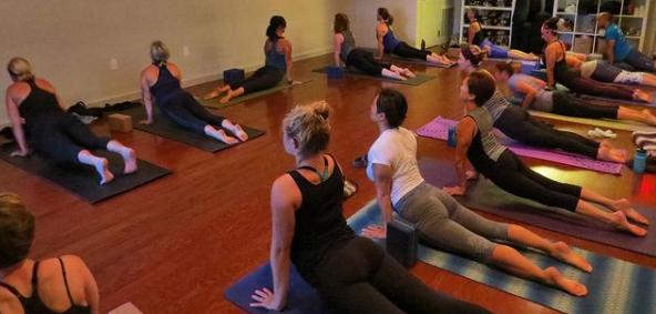 Yoga Studio in Andover, MA