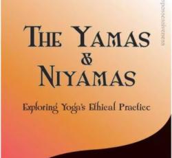 The Yamas & Niyamas by D. Adele
