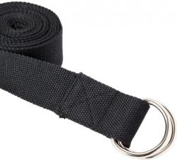 Black Yoga Strap 8'
