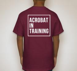 Acrobat In Training T-Shirt