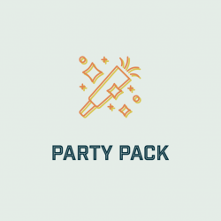 Party Pack Monthly Membership
