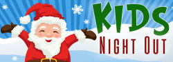Christmas Elves - Kid's Night Out