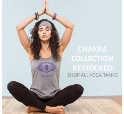 3rd Eye Chakra Tank Asst. Sizes