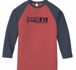 Winter 2020 3/4 Sleeve Unisex Baseball Tee