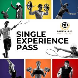 Single Experience Pass