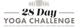 28 Day Yoga Challenge