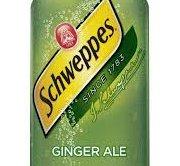 Ginger Ale, Schweppes