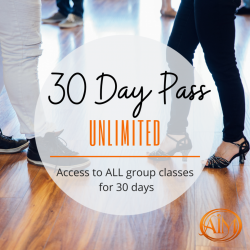 30 Day Unlimited Pass