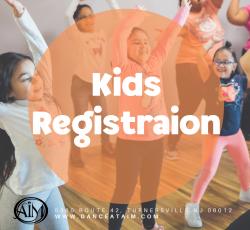 Kids Dancer Registration Fee