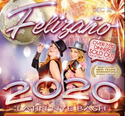 FELIZAÑO 2020 Kids (age 5-12)  Dance ONLY