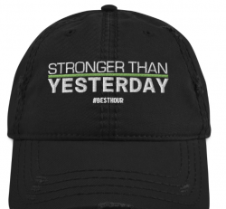 Dad Hat - Stronger Than Yesterday
