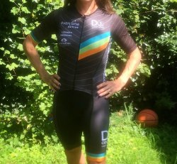 Unisex skinsuit - size large only