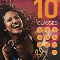 SALE! 10 classes  $59 Yoga /Zumba