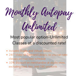 Monthly Auto-Pay Unlimited