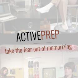 "Active Prep w/ ""How to Memorize"" Zoom Event"