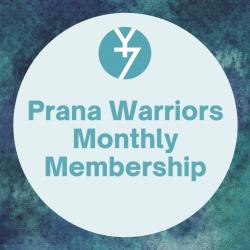 Prana Warriors Membership
