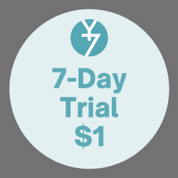 7-Day Trial for $1