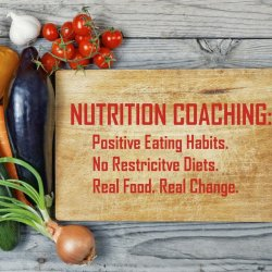 Six - 30 Minute Nutrition Coaching Sessions