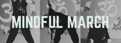 Online Mindful March 4 week series