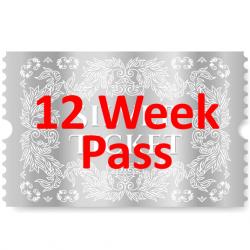 12 Week Membership