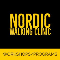 Nordic Walking Clinic - Feb-Mar 2020