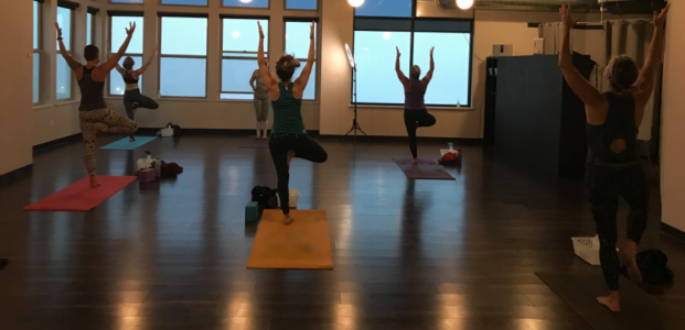 Yoga Studio in Bellingham, WA