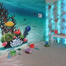 Salt Therapy/Happy Air Lagoon One Child over 4 (must accompany adult)